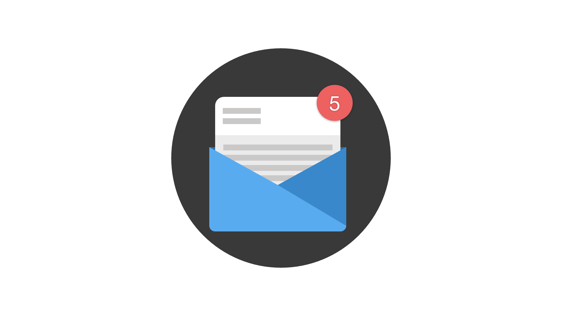 Mail Icon (Icons / Logo / Brand)