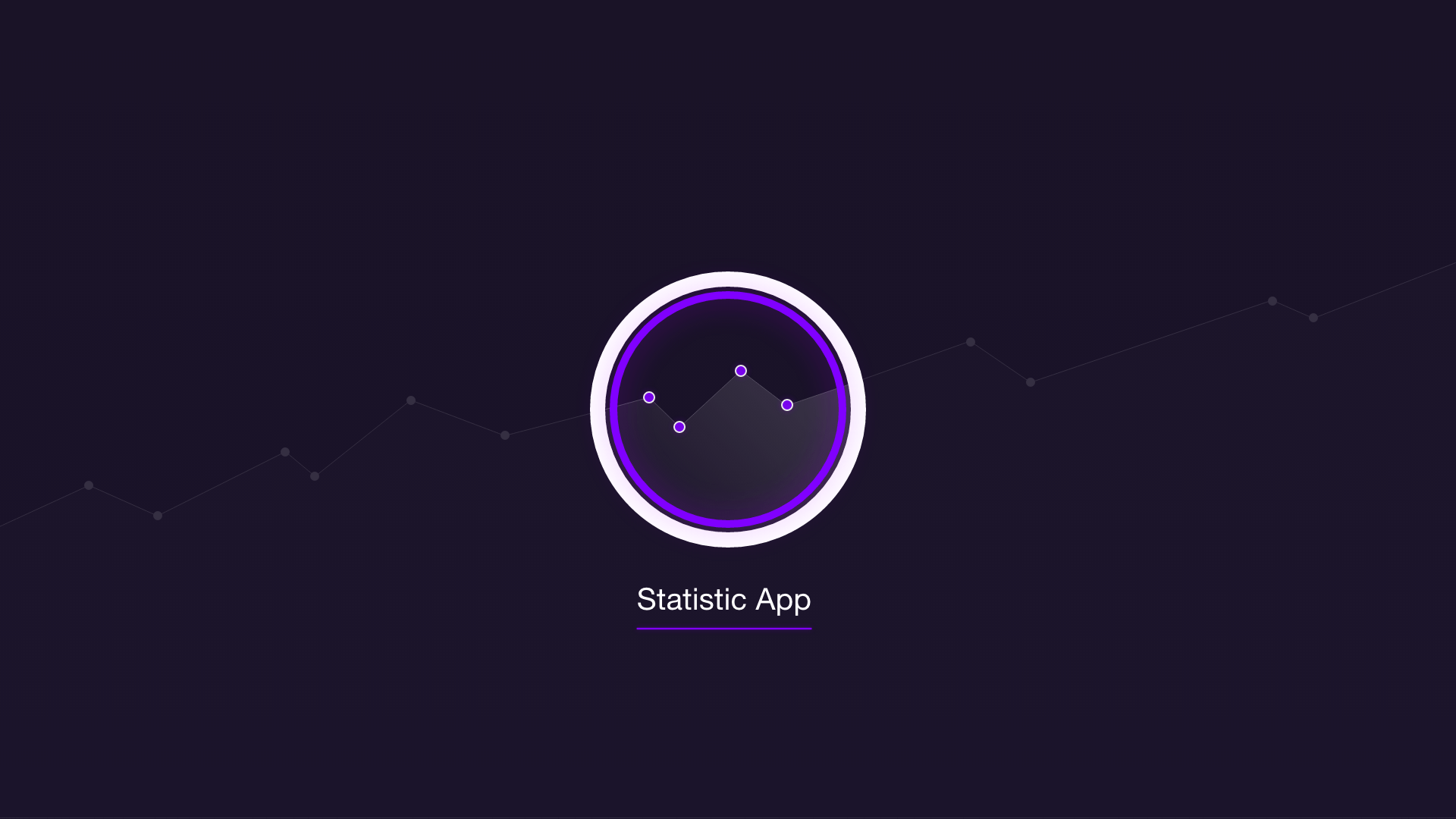 Statistic Icon (Icons / Logo / Brand)
